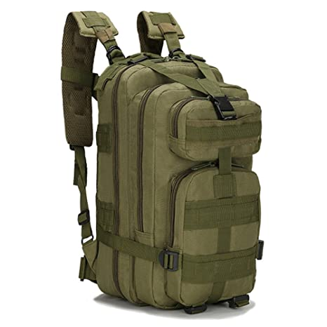 5f6b7fa011 DXdesign Tactical Outdoor Rucksacks 30L Large Waterproof Military Backpack  for Camping Hiking Trekking Shoulder Bags (