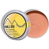 FUKA ERI solkräm med zink non-nano. LSF 50+. Mineraliska och naturliga beståndsdelar. Färgat solskydd. Vegan, vattentätt…