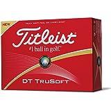 Titleist DT TruSoft Golf Balls (12 Balls) 2016