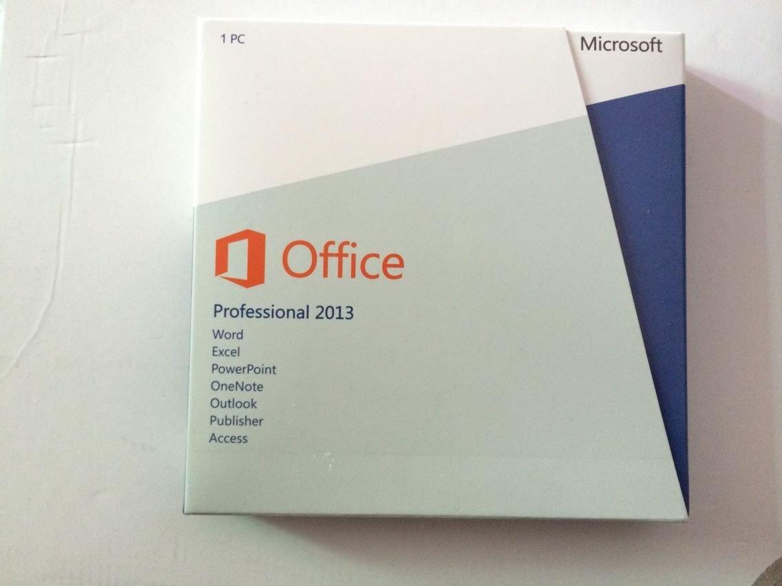 Microsoft Office 2013 Professional 32/64-Bit 4