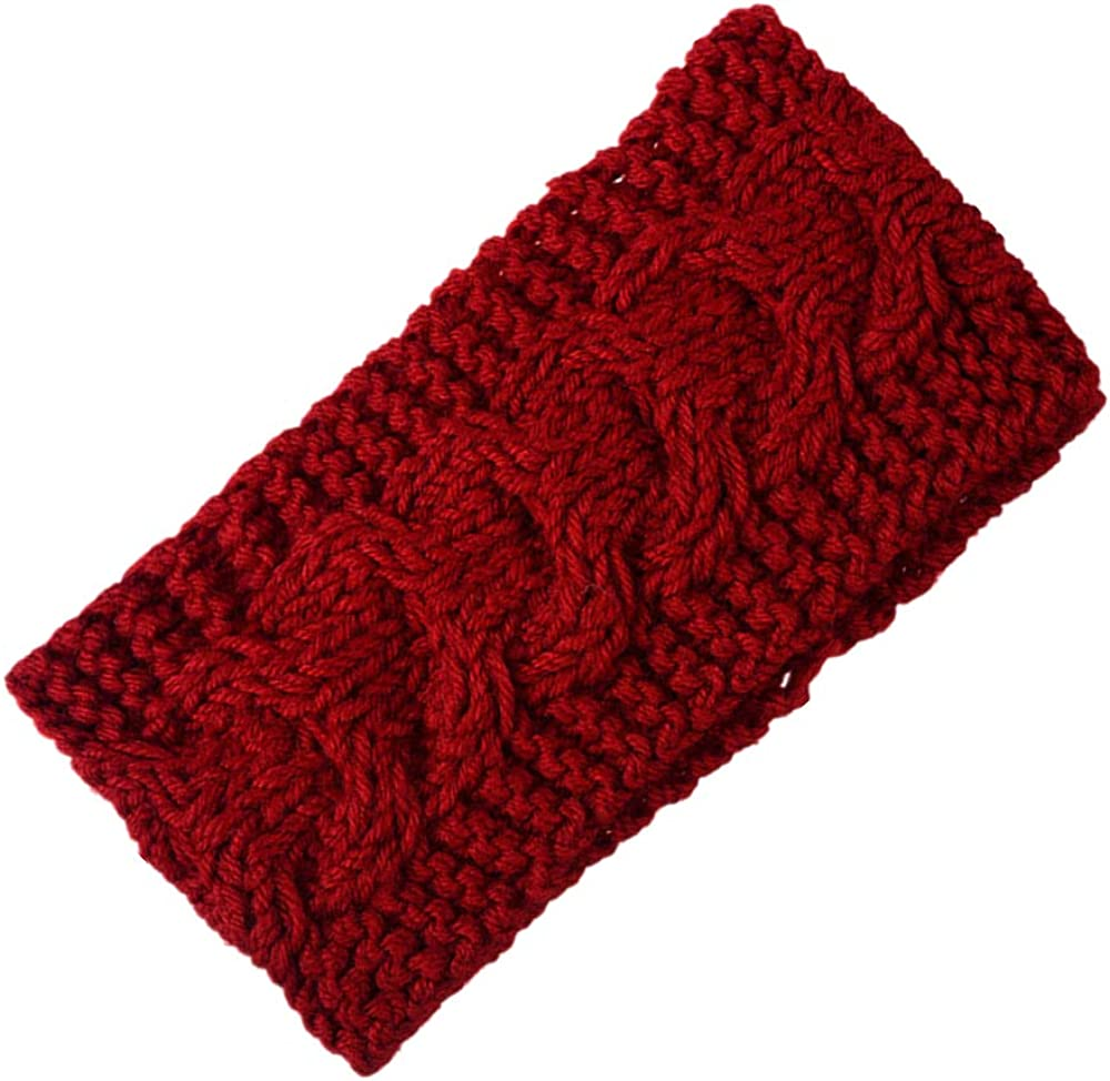 Pusheng Women Wool Knit...