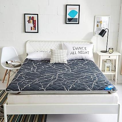 FELICIKK Productos Textiles para el hogar Colchones Plegables Estera Mat Estera Colcha Alfombra. (Color