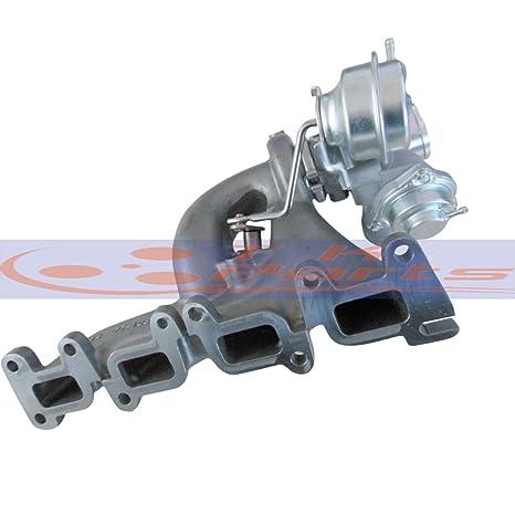 tkparts nuevo cargador de Turbo td04lr 49377 – 00220 04884234 AC 3050195 para Chrysler PT Cruiser