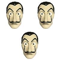 Générique Masque Dali - Lot DE 10