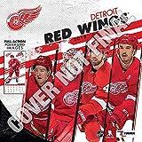 Detroit Red Wings 2019 12x12 Team Wall Calendar