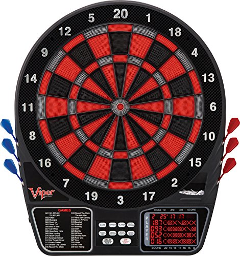 Viper 797 Electronic Soft Tip Dartboard by Viper by GLD Products