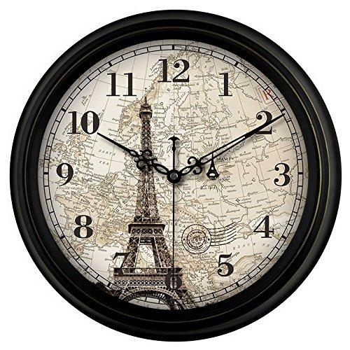 YHEGV European Watches Wall Clock Retro and Modern The Calm of The