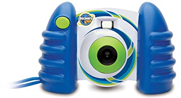Amazon.com: Discovery Kids Digital Camera, Blue: Toys & Games