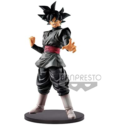 Banpresto Dragonball Legends Collab-Goku-Black-, Multiple Colors: Toys & Games