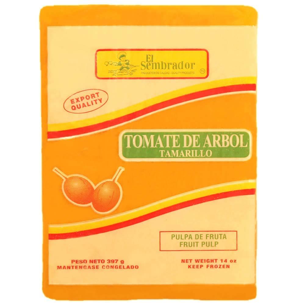 Tomate de Arbol -Tamarillo 14 oz (x6) by El Sembrador (Image #1)