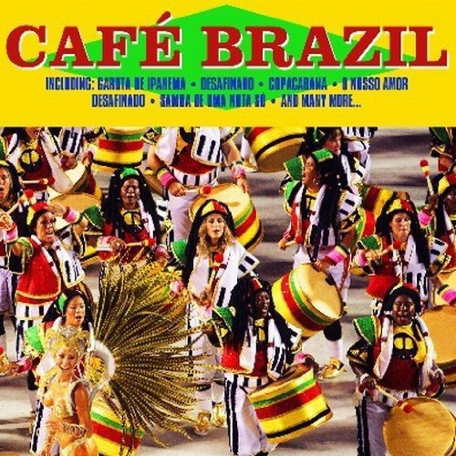 CD : Various - Cafe Brazil (United Kingdom - Import, 2PC)