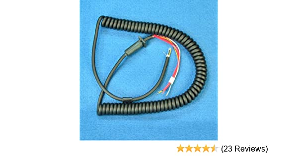 Workman MIL10 6 Wire CB Radio Replacemnet Microphone Cord Astatic,Turner 4 items