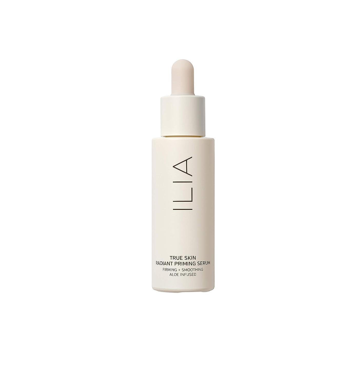 ILIA - Natural True Skin Radiant Priming Serum - Light It Up | Cruelty-Free, Vegan, Clean Beauty