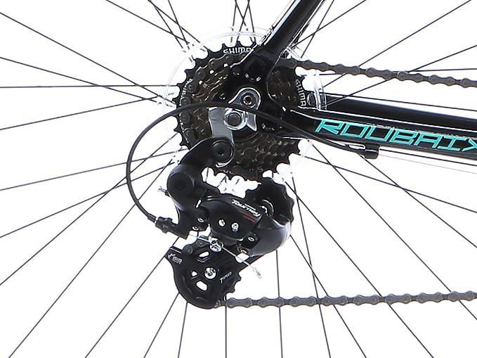 Viking - Bicicleta para hombre Roubaix., color negro, tamaño Small ...