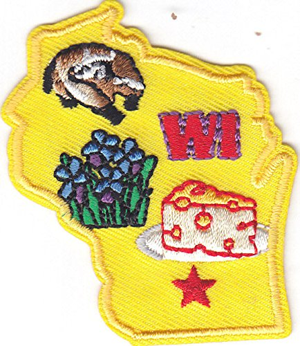 wi-wisconsin-state-shape-patch-iron-on-embroidered-applique-cheese