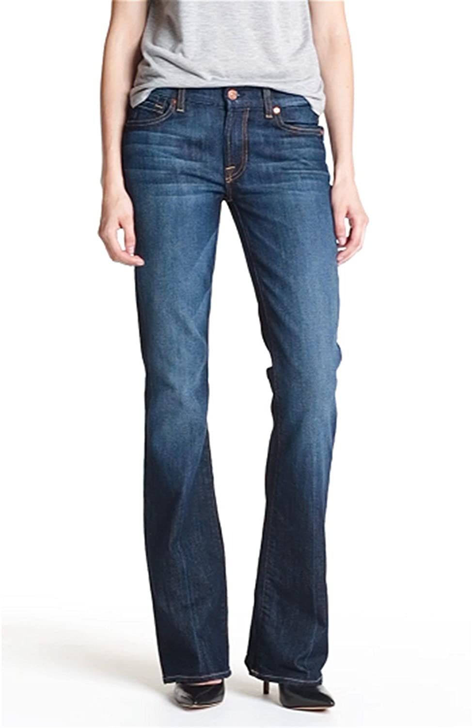 7 For All Mankind Women''s DSTM JU130N702S Denim Jeans
