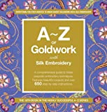 A-Z of Goldwork and Silk Embroidery, Kathleen Barac, 0977547647