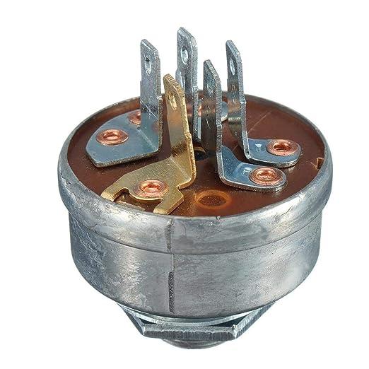YakeHome Interruptor de Arranque de cortacésped Cinco pies con ...
