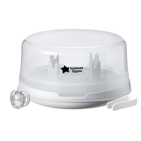 Tommee Tippee 42361081 - Esterilizar con vapor en el microondas ...