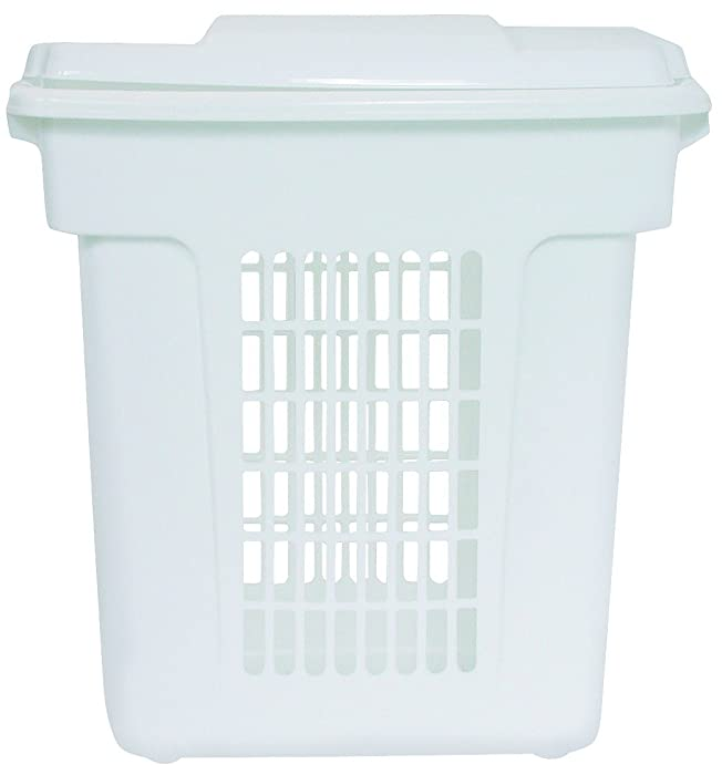 Top 10 Rubbermaid Plastic Laundry Bins With Lids