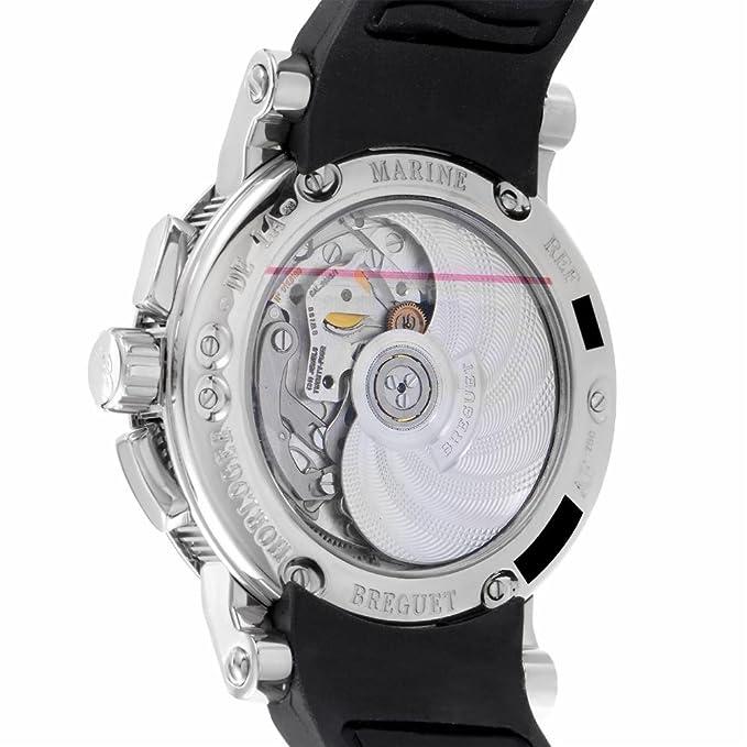 Breguet Marine automatic-self-wind Mens Reloj 5827bb/12/5ZU (Certificado) de segunda mano: Breguet: Amazon.es: Relojes