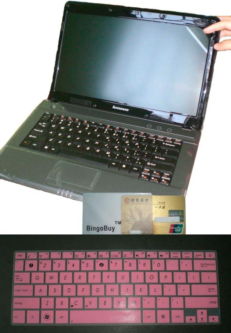Blue US Layout Keyboard Cover+11.6 Anti Glare Screen Protector for Asus W202 E203NAH E200HA X200CA X200MA K200MA X202E X205TA F202E F200MA F200LA TP200SA TP201SA TX201LA T200TA Taichi 21