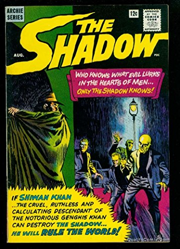 Shadow #1 VF 8.0