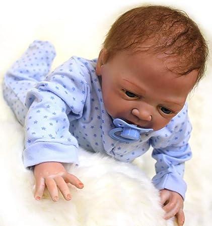 HOOMAI 20 Pollici Reborn Bambola Bambino Maschio Neonato