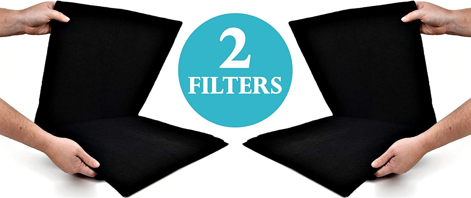 Cut to Fit Carbon Pad Pre Filter Roll for Air Purifiers Furnace Filters and Air Conditioner Filters All Filters
