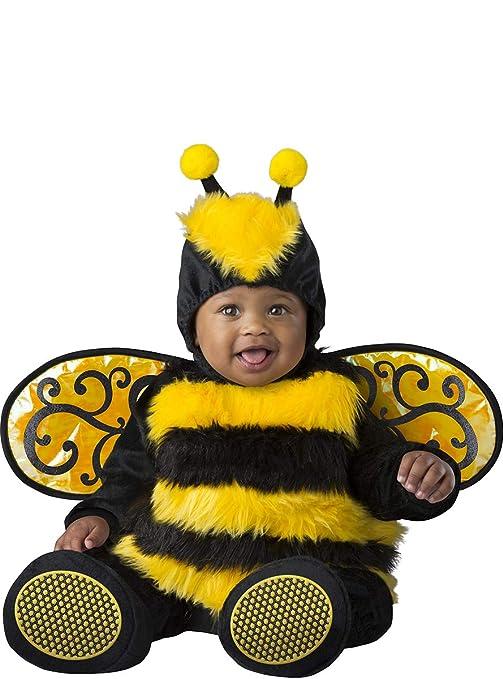 a3eea5782214 MalibuLove Costume Ape per Neonato Lusso Travestimento Carnevale Halloween  Cosplay Tuta Ali smontabili Copriscarpe Cappuccio Carnevale