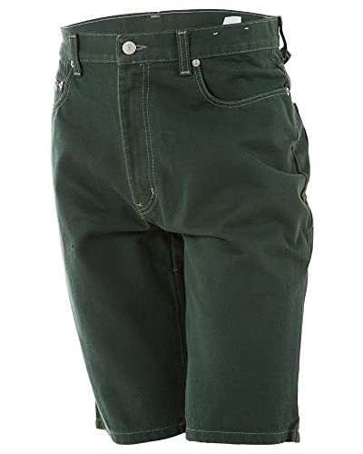 c24f2e42 Jordache Short Jeans Mens Style: 07-2090-FOREST GREEN Size: 25 IN