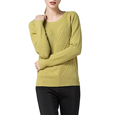 Dissa D6719515 femme Pull Manches longues Tricot