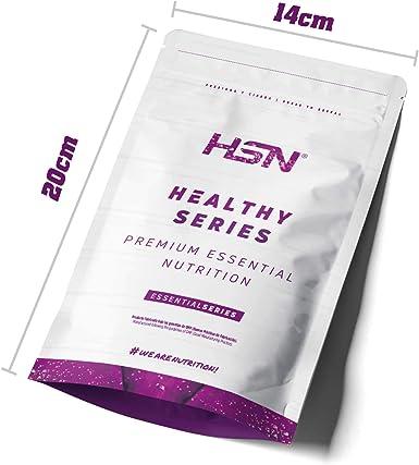 Cúrcuma en Polvo de HSN | 100% Natural | Con 3% Curcumina | Antioxidante, Antiinflamatorio | Alto contenido en Fibra | Sin Gluten, Sin Lactosa, Apto ...
