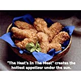Brakebush, Fully Cooked Inferno Chicken Wings, 1st and 2nd Wing Portions, 6 lb, (2 count)
