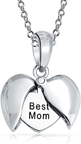 Neck Chain For Date Weeding Party Mom Necklaces Heart Pendant Women Jewelry