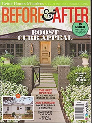 Better Homes And Gardens Special Interest Publications 2017 Garden Ftempo