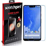 Scratchgard Unbreakable Front and Back Hybrid Nano Glass Film with 7X Shatter Protection for Google Pixel 3 XL
