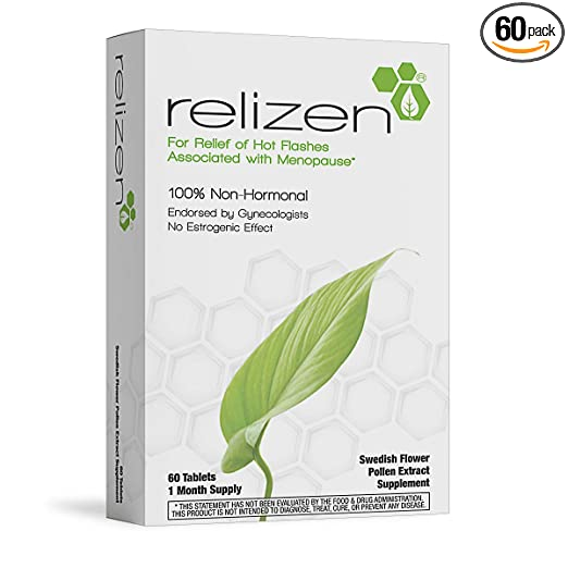 Product thumbnail for Relizen for Menopause Relief