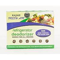 rajahfiltertechnics Activated Carbon Refrigerator Deodorizer - 3 oz