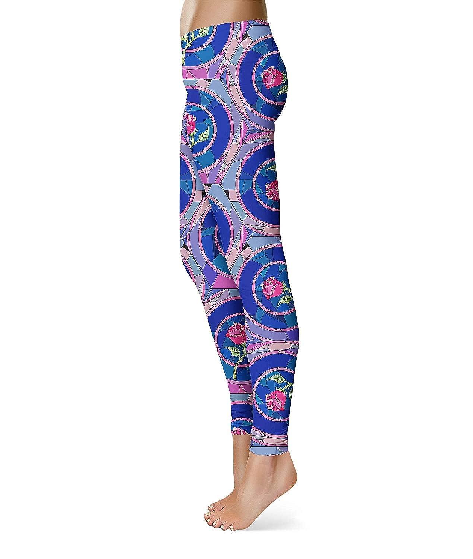 Pantalones De Chándal Moda para Mujer Cristal Manchado Ropa Rosa ...