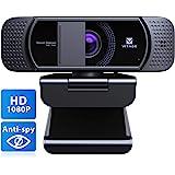 Webcam with Microphone 1080P HD Web Camera, Vitade 672 USB Desktop Web Cam Facecam Video Cam for Streaming Gaming Conferencin