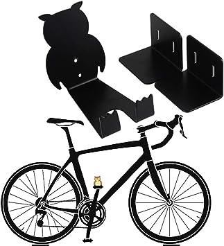 Acoser Colgador Bicicleta Pared - Rack De Estacionamiento Montado ...