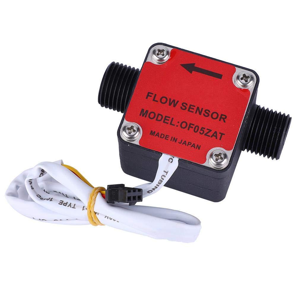 High Precision Flow Sensor Flow Meter Counter for Oil Milk Honey G1/2