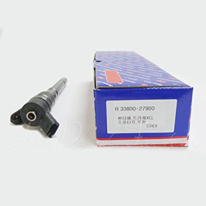 Amazon com: Refurbished Bosch CRDI Diesel Fuel Injector