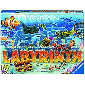 Ravensburger Ocean Labyrinth Board Game
