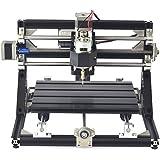 Mini CNC Engraving Machine 3018+500mw Laser DIY Logo PCB Wood Printer Router
