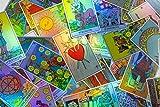 MagicSeer Rainbow Tarot Cards Decks, Tarot Card and