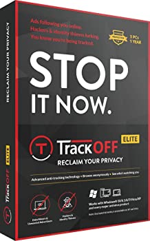 TrackOff Elite 3 Devices 1-Year for Windows