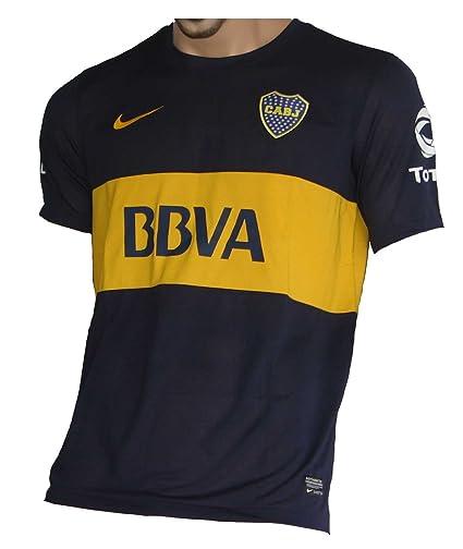 brand new 29c1e c4624 NIKE Boca Juniors Replica Jersey