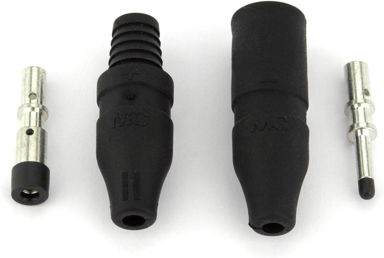 10 Stecker-Paare MC3 Multi-Contact für Photovoltaik Solarkabel PV-Kabel bis 4 mm